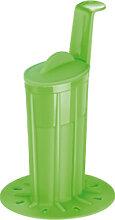 Becher für Eisglasur BAMBINI, grün