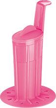 Becher für Eisglasur BAMBINI, rosa