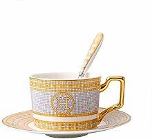 Becher Geschenk Tasse Bone China Kaffeetasse