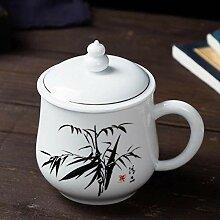 Becher Geschenk Tasse Keramische Teetasse mit