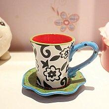 Becher Geschenk Tasse Tasse Untertasse Becher
