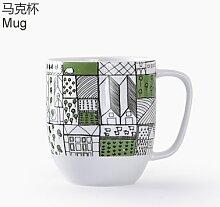 becher kaffee tasse mit untertasse einfache tasse geschenk geschenk - cup,b - cup