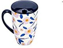 Becher Kaffeetasse Großkapazität Keramik Becher
