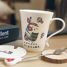 Becher Kaffeetassen Tassen Kreative Keramische