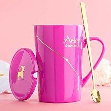 Becher Kaffeetassen Tassen Mädchen Keramik Tasse