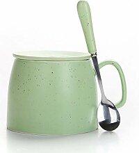 Becher Kaffeetassen Teetassen Mugs Grüner