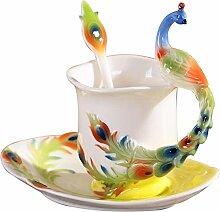 Becher Kaffeetassen Teetassen Mugs Handbemalte