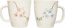 Becher Kaffeetassen Teetassen Mugs Keramik