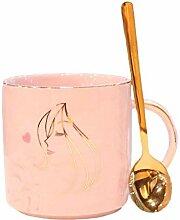 Becher Kaffeetassen Teetassen Mugs Marmorierte