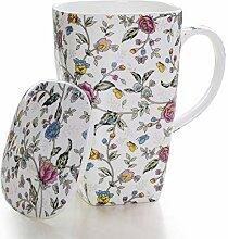 Becher Kaffeetassen Teetassen Mugs Porzellan Tasse