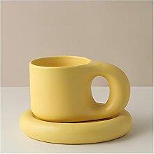 Becher Keramische Espressatassen Kaffeetassen
