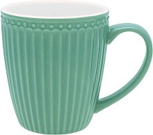 Becher mit Henkel Alice dusty green