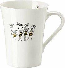 Becher mit Henkel My Mug Collection Bees - Miss me