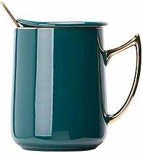 Becher Mit Keramischer Wassertasse Kaffeetasse