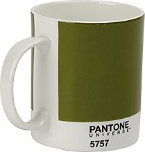 Becher Pantone Universe Olive Green 5757