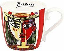 Becher Picasso - Femme Au Chapeau