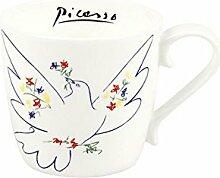 Becher Picasso - La Colombe Du Festival