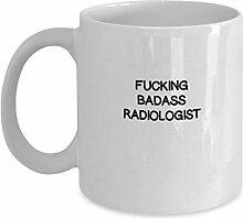Becher Radiologe Lustige Geschenke Teetasse