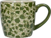 Becher, Tasse London Pottery Splash Globe grün
