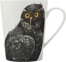 Becher, Tasse Marini Ferlazzo Owl Eule 460ml