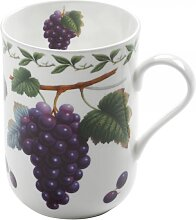 Becher, Tasse ORCHARD FRUITS Trauben weiß lila Porzellan Maxwell & Williams (10,95 EUR / Stück)