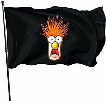Becher The Muppets Big Face 3X5 Ft Flagge für