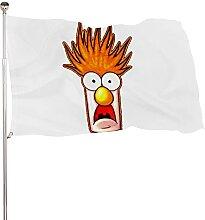 Becher The Muppets Face Logo Flag Lebendige Farbe