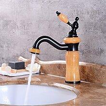 Becken Waschbecken Mischbatterie Chrom Bad