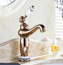 Becken Waschbecken Wasserhahn Mischer Wasser Ta