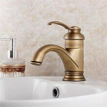 Becken Wasserhahn Bad Wasserhahn Antik Bronze