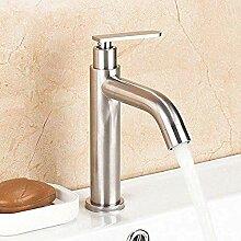 Becken Wasserhahn kaltes Wasser Wasserhahn Bad