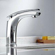 Becken Wasserhahn Messing Waschbecken