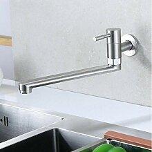 Becken Wasserhahn Wandmontage Küchenarmatur