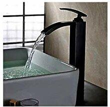 Becken Wasserhahn Wasserfall Badezimmer Becken