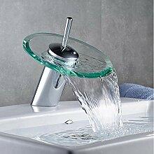 Becken Wasserhahn Wasserfall Becken Wasserhahn Bad