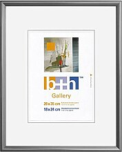 Becker + Hach Bilderrahmen 28 x 35 Kunststoff