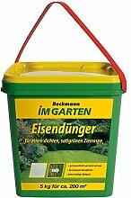 Beckmann Eisendünger, 5 kg Eimer