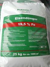 Beckmann / Kronos Profi Eisendünger 25 Kg