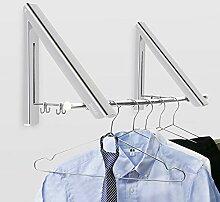 Becko klappbar Aluminum Kleiderhaken