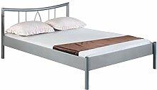 Bed Box Metall Bettrahmen Bettgestell Hanna 1003