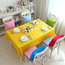 Bedeckt farbe essen kleidung feld garten kaffee tabelle baumwolle kleidung saubere farbe tisch-J 100x160cm(39x63inch)