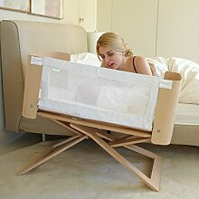 Bednest Babybett aus Holz   Beistellbett