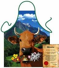 bedruckte Fun Grill Schürze - Motiv: Italienische
