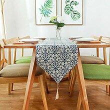 Bedruckte Tischläufer, Tischdecke Aus