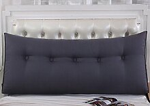 Bedside Dreieck Kissen Kissen Kissen Kissen Kissen Sofa Rückenlehne Soft Sleeve Bett Lendenwirbel Rücken Paddel ( Farbe : B5 , größe : 50x50cm )