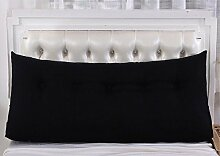Bedside Dreieck Kissen Kissen Kissen Kissen Kissen Sofa Rückenlehne Soft Sleeve Bett Lendenwirbel Rücken Paddel ( Farbe : B2 , größe : 1 m )