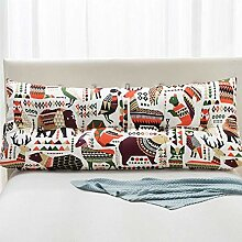 Bedside Triangle Cushion Doppelschlafsofa