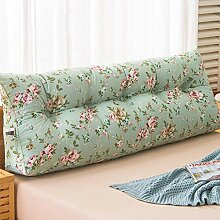 Bedside Triangle Cushion Doppelschlafsofa Großes
