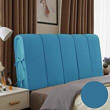 Bedside weichen Rücken / geometrische Bett Kissen / Bett mit großer Rückenlehne / Sofakissen bequem ( Farbe : C , größe : 120*60cm )