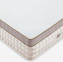 BedStory 5cm Gel Memory Foam Topper 160x200